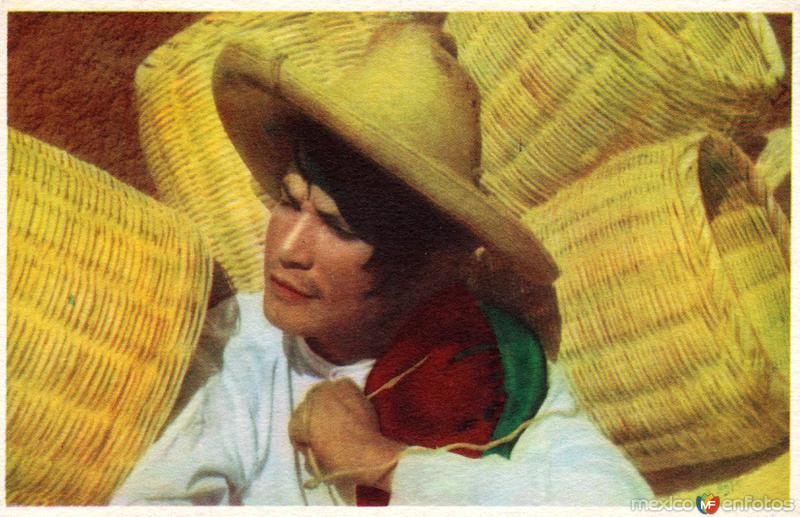 No. 8: Vendedor de Canastas en Michoacán