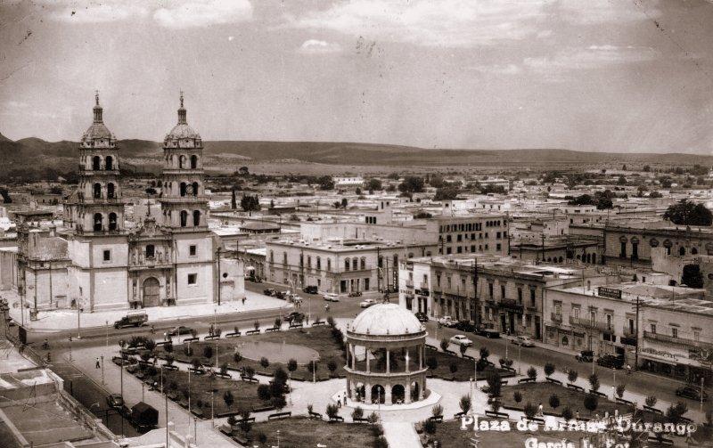 Plaza de Armas de Durango
