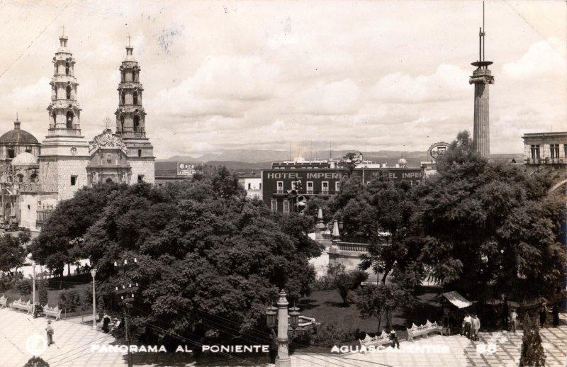 Plaza de armas de Aguascalientes