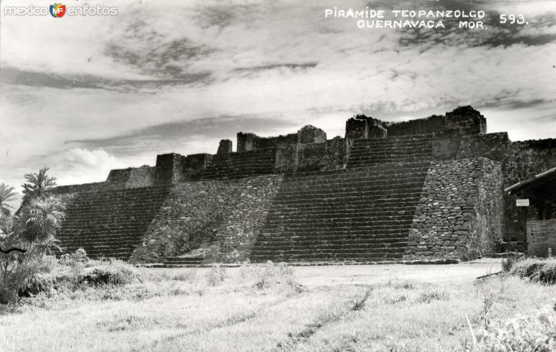 Pirámide de Teopanzolco