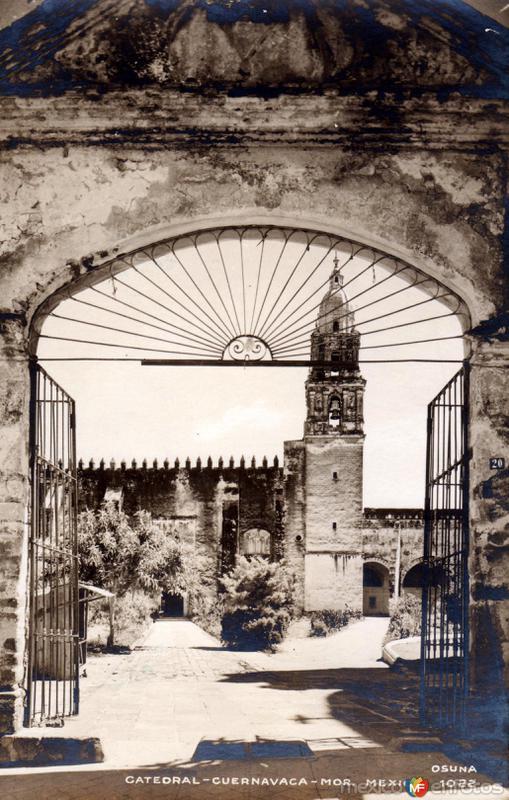 Fotos de Cuernavaca, Morelos, México: Catedral de Cuernavaca