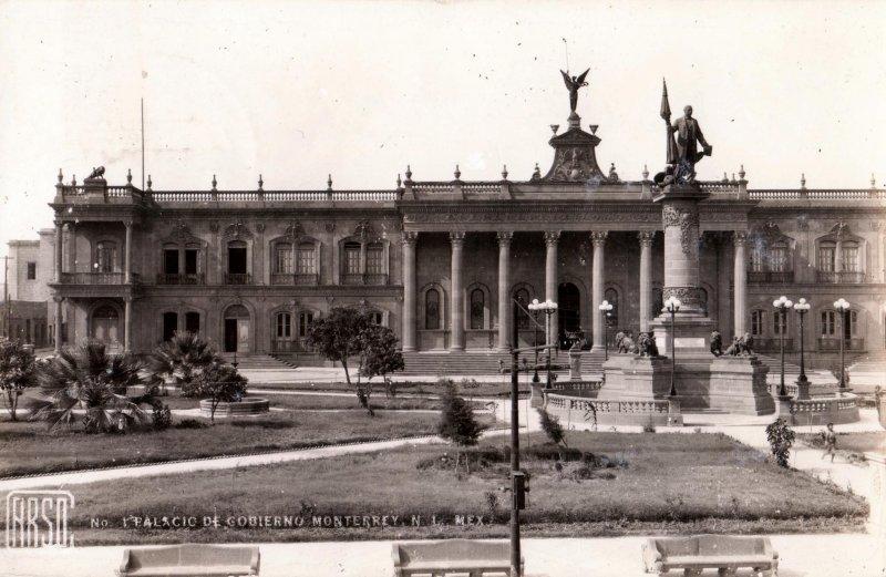 Palacio de Gobierno del estado de Nuevo León
