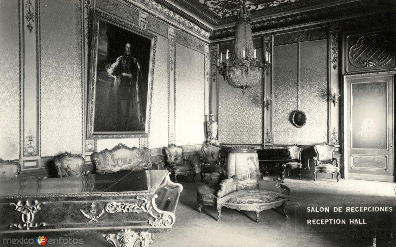 Salón de Recepciones del Castillo de Chapultepec