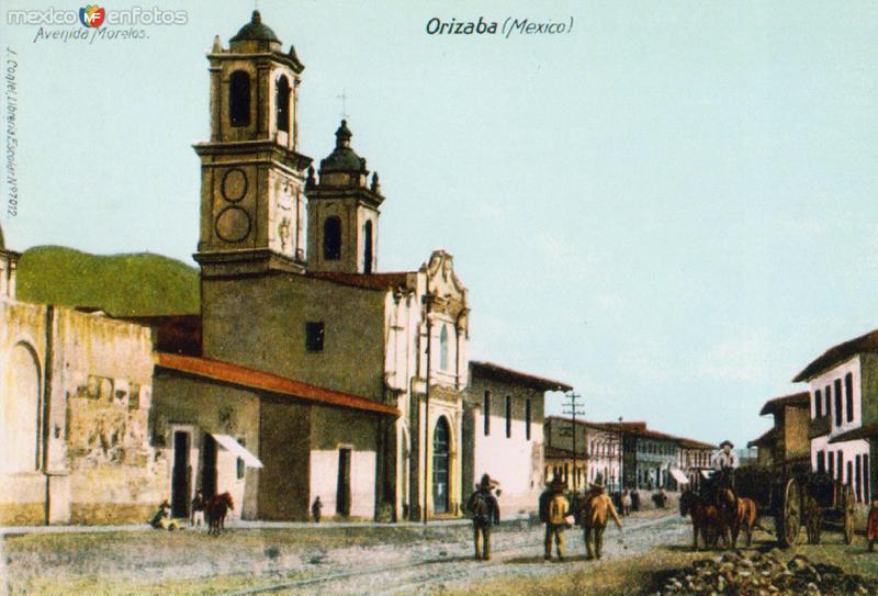 Fotos de Orizaba, Veracruz, M�xico: Avenida Morelos