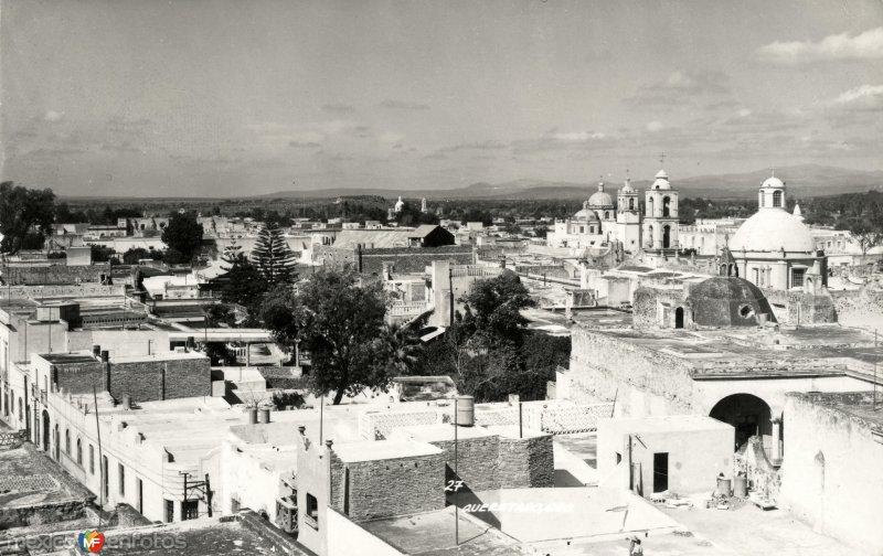 Vista panorámica de Querétaro