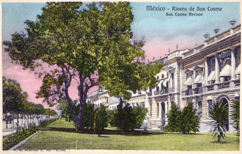 Ribera de San Cosme