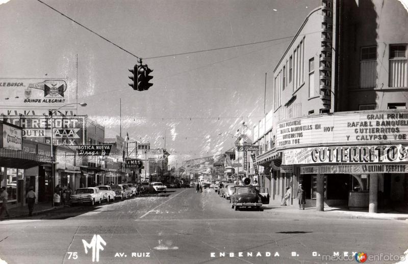 Avenida Ruiz Cortines