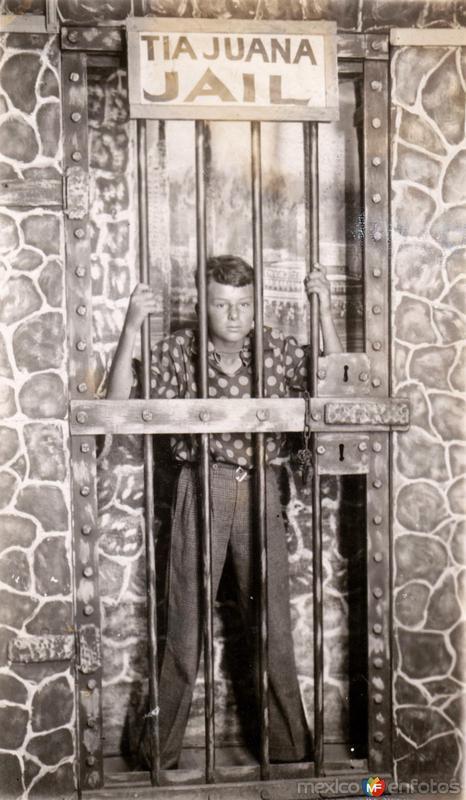 La cárcel turística de Tijuana