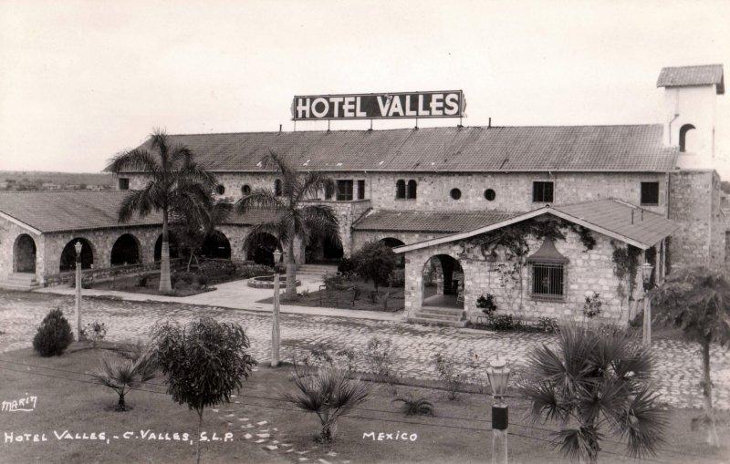 Fotos de Ciudad Valles, San Luis Potos�, M�xico: Hotel Valles