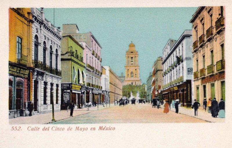Calle del 5 de Mayo