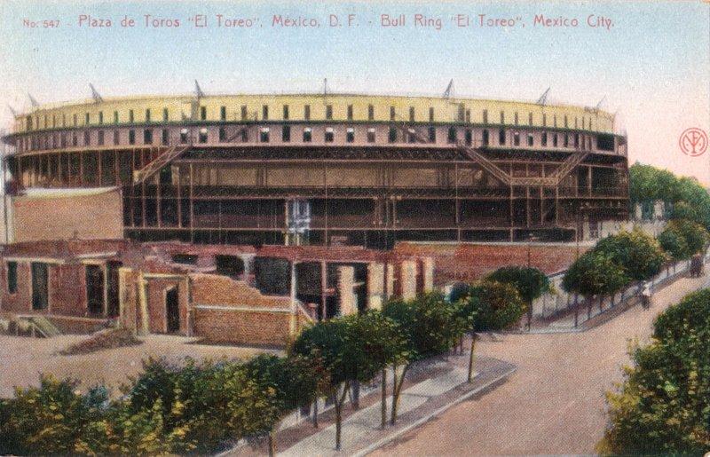 Fotos de Ciudad de México, Distrito Federal, México: Plaza de Toros El Toreo