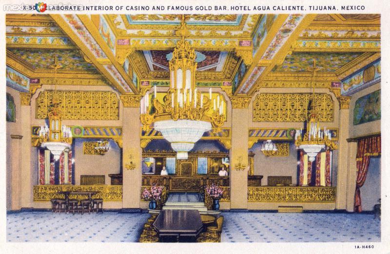Casino del Hotel Agua Caliente
