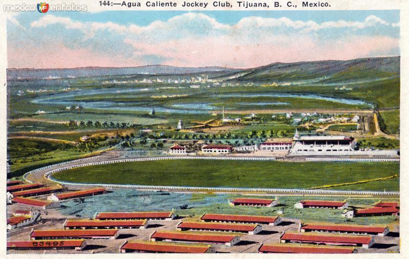 Hotel y Casino Agua Caliente