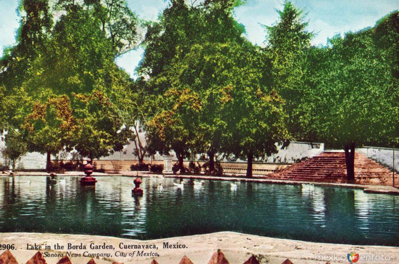 Jardín de la Borda