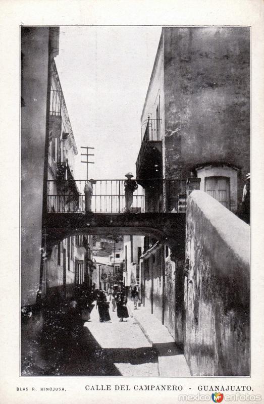 Calle del Campanero