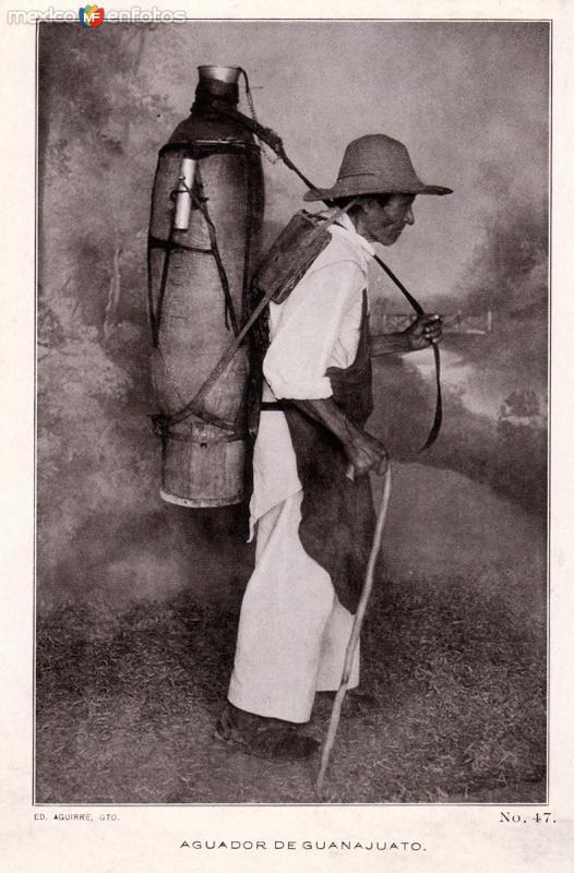 Aguador de Guanajuato