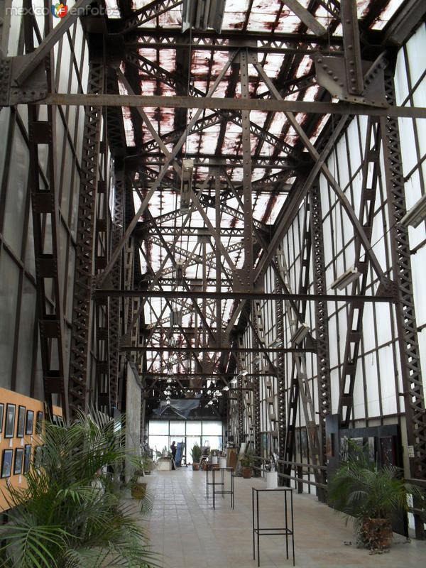 Interior Puente de Fierro