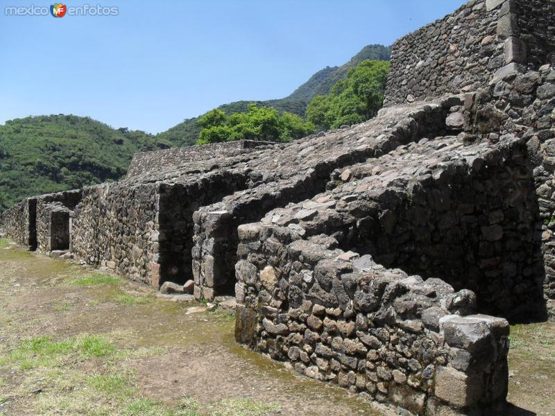Otra panoramica de la zona arqueologica