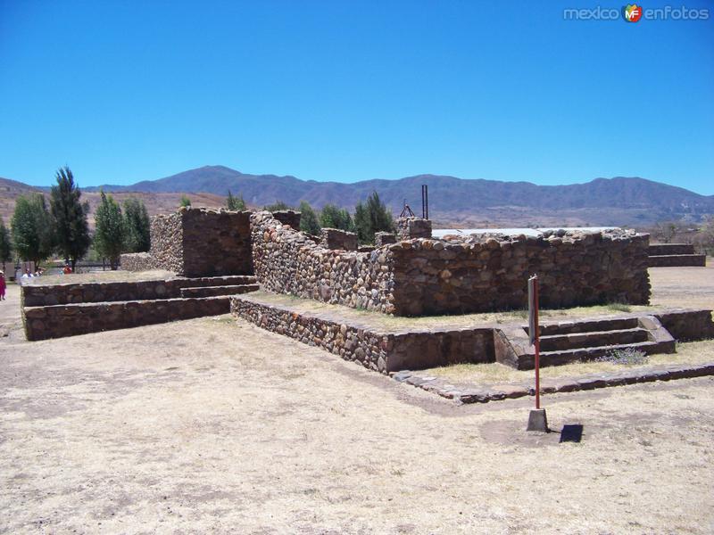 """EN LA ZONA ARQUEOLOGICA: """"LOS TORILES"""""""