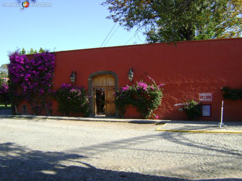 Hacienda Galindo, Querétaro. Marzo/2012