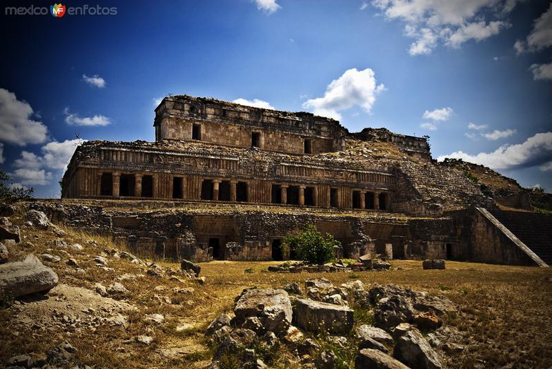 Fotos de Sayil, Yucat�n, M�xico: Sayil