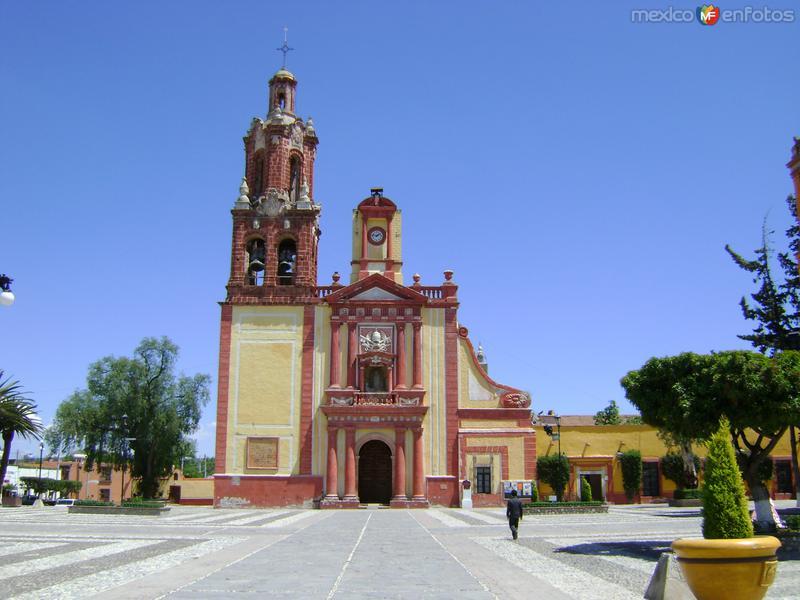 Parroquia de San Pedro y San Pablo (siglo XVIII). Marzo/2012