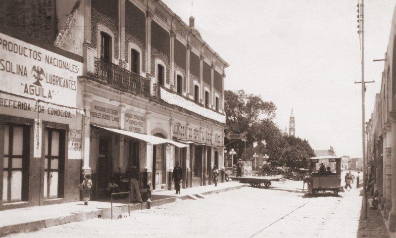 Calle Zaragoza