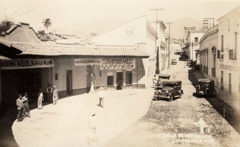 Calle de Matamoros