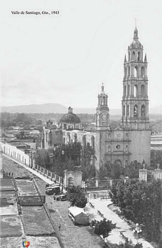 Parroquia aprox. 1943