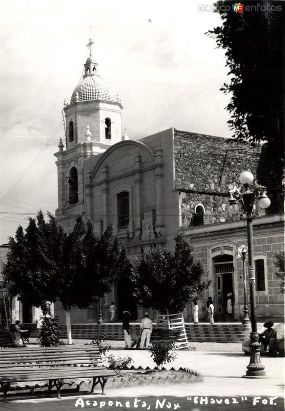 Templo de Nuestra Señora de la Asunción