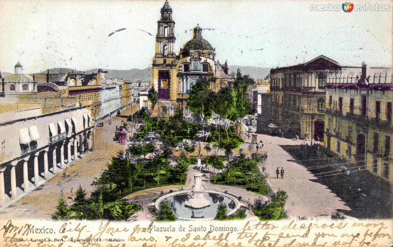Plazuela de Santo Domingo