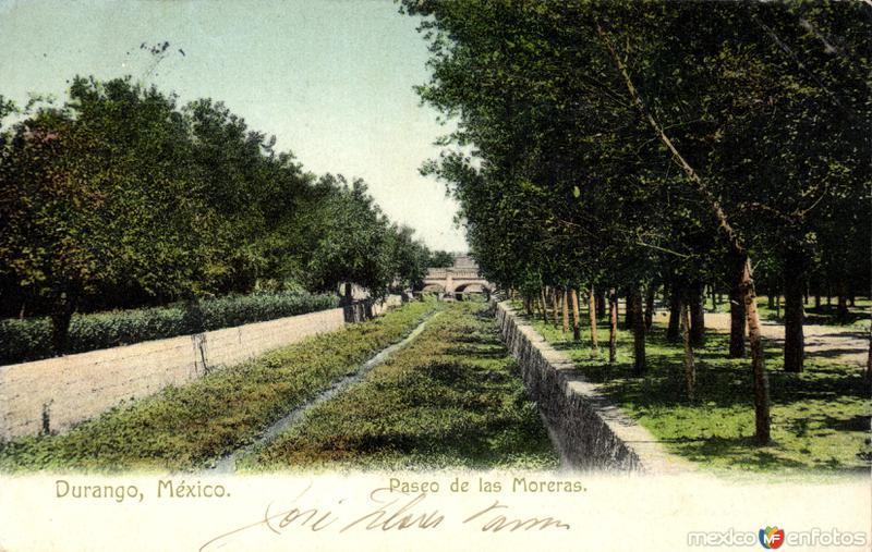 Paseo de las Moreras