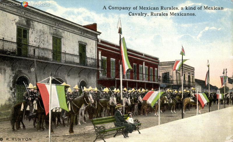 fotos vintage de las Fuerzas armadas mexicanas - Página 2 MX13455394340152