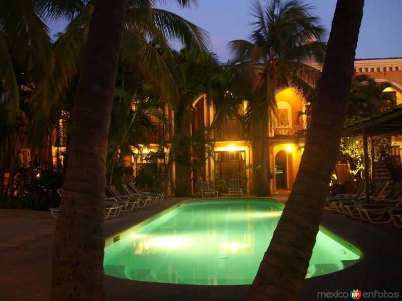 Hotel Santa Fé, Playa Zicatella