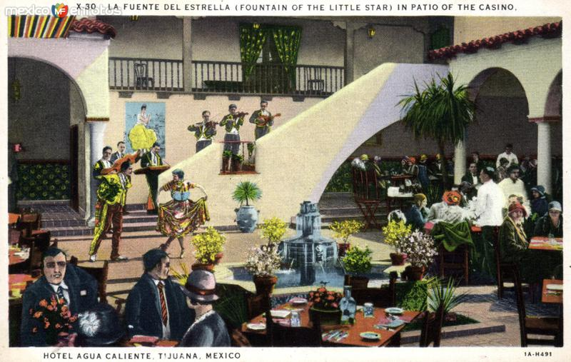 Hotel Agua Caliente