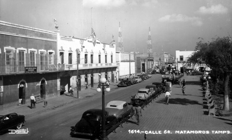 Fotos de Matamoros, Tamaulipas, M�xico: Calle 6a.