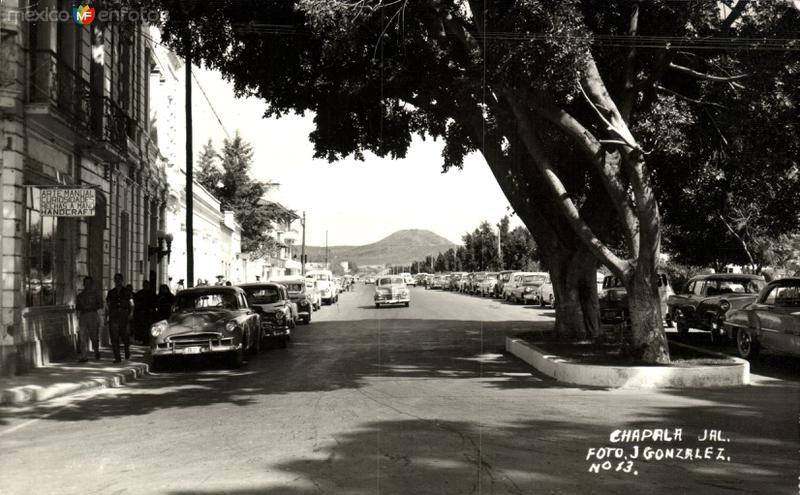 Calles de Chapala