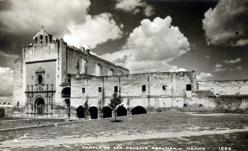 Templo de San Agustín Acolman