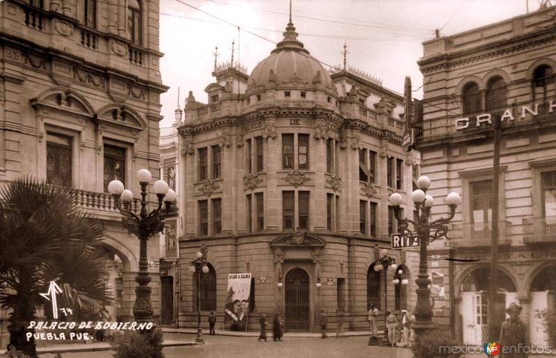 Palacio de Gobierno de Puebla