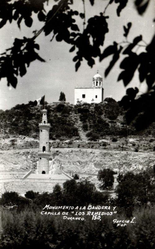 Monumento a la Bandera y Capilla de los Remedios