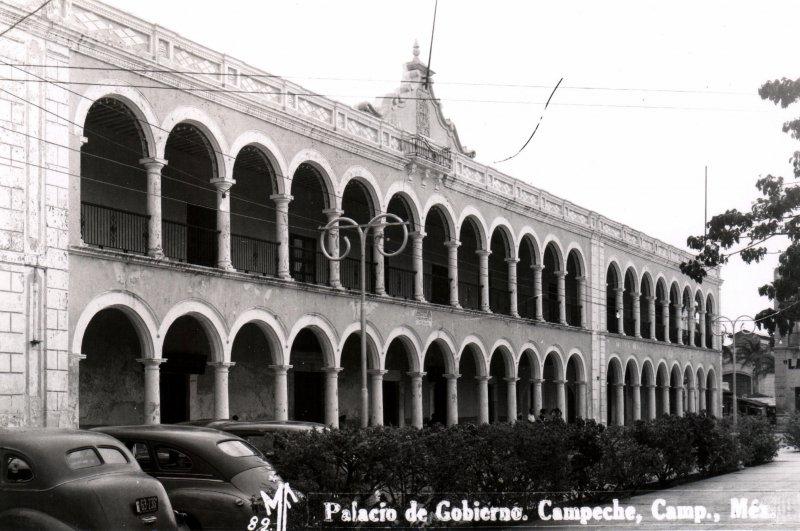 Palacio de Gobierno de Campeche