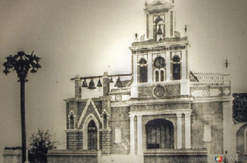 CATEDRAL DE ESQUIPULAS, VILLAHERMOSA, TAB. 1924