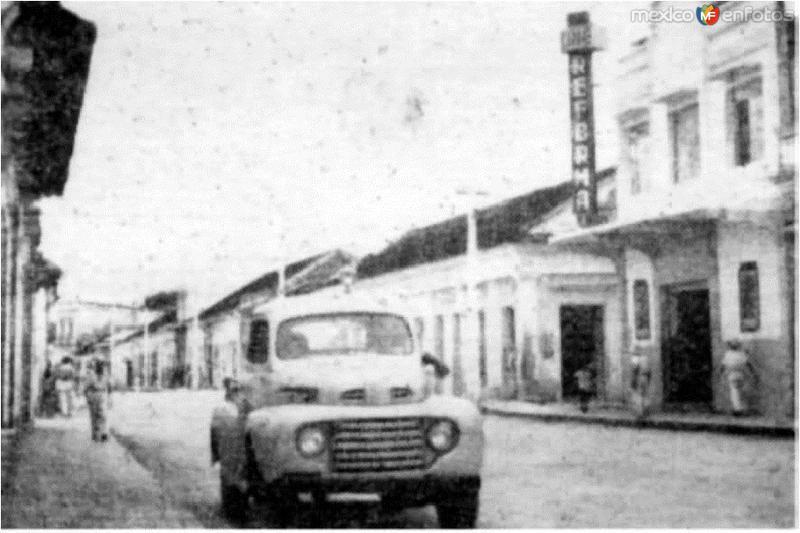 ALGUNA AVENIDA PRINCIPAL, COMALCALCO TAB. 1932