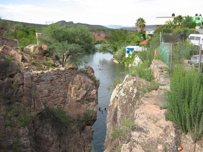 Fotos de Pe��n Blanco, Durango, M�xico: Balneario la Concha