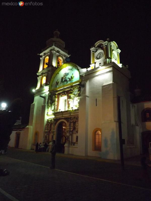 Parroquia de Santiago Apostol (Siglo XVIII). Noviembre/2012