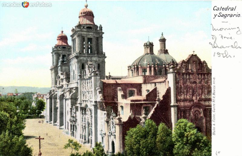 Catedral y Sagrario