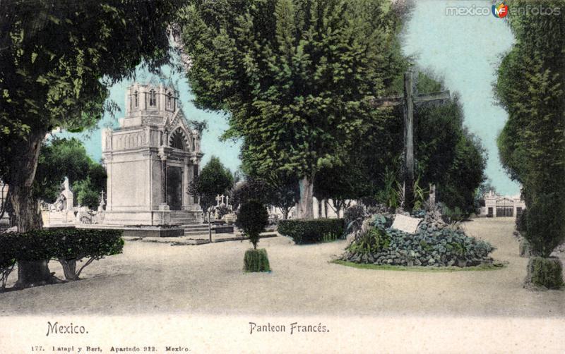 Panteón Francés