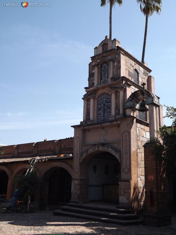 Capilla de la ex-hacienda Corralejo, Gto. Noviembre/2012