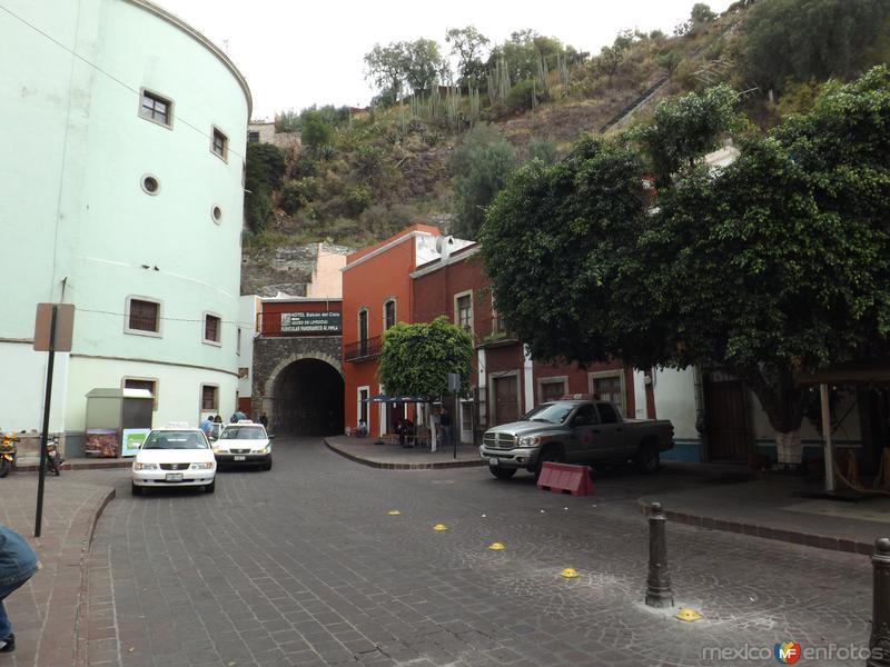 Los túneles de Guanajuato. Noviembre/2012