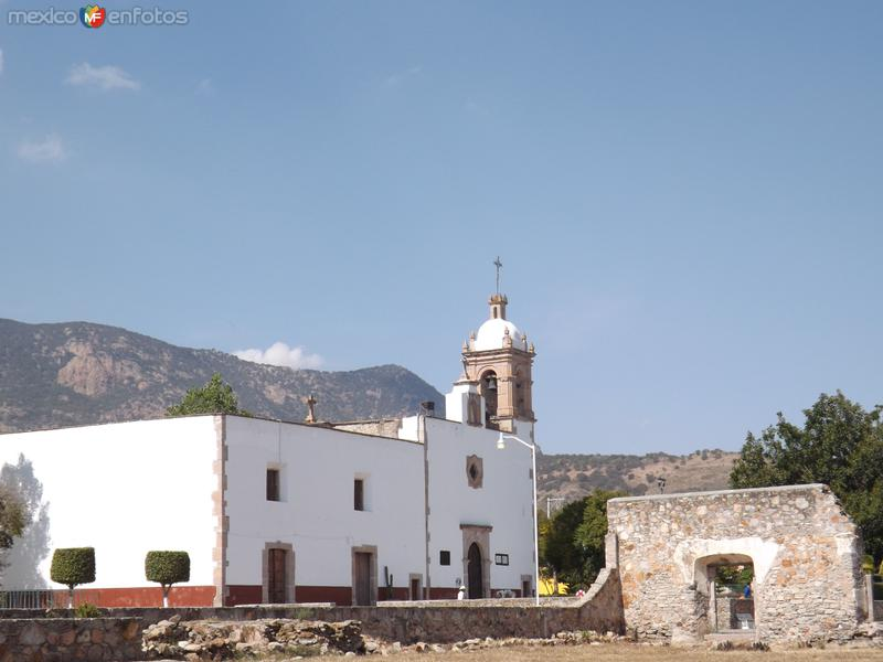 Parroquia de Corralejo, Gto. Noviembre/2012